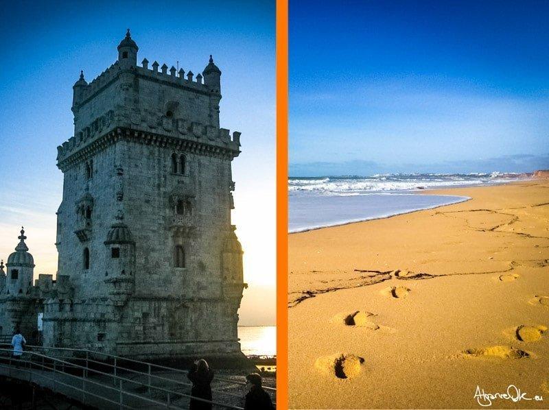 Algarve, Porto o Lisbona per imparare il portoghese in Portogallo?