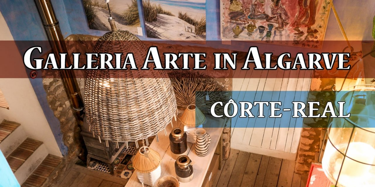 Galleria d'arte in Algarve Portogallo