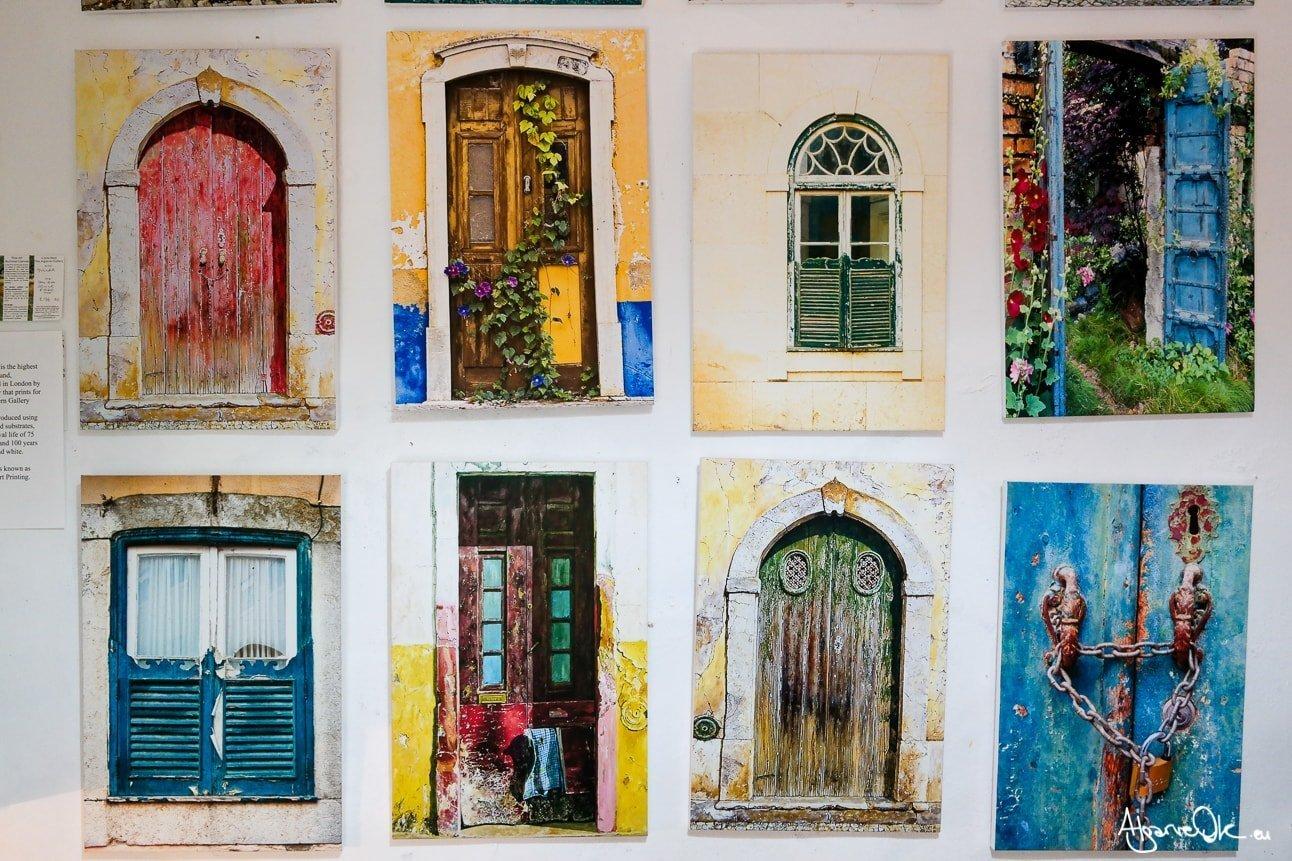 Quadri di artisti internazionali Côrte-Real Albufeira Paderne Portogallo