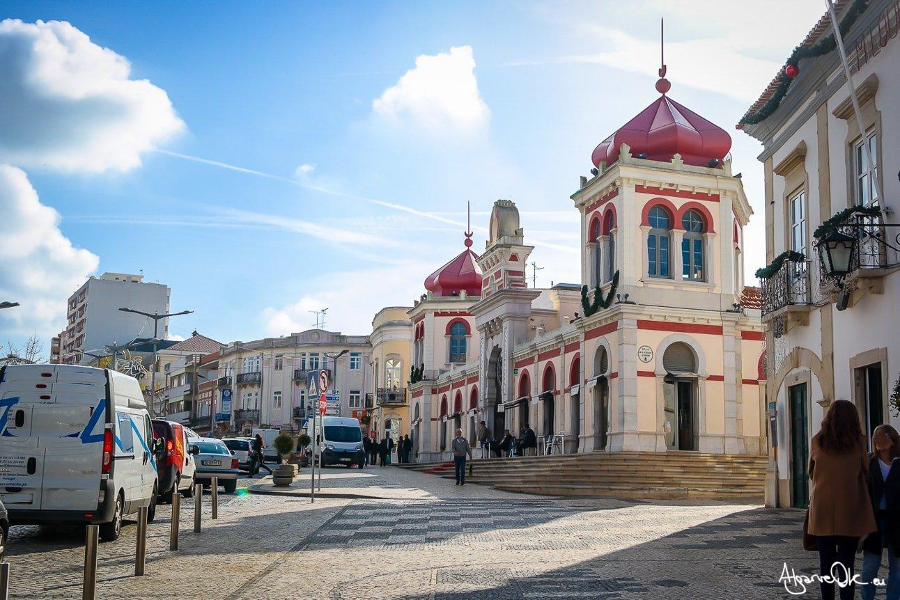 Mercato di Loulè Algarve Portogallo