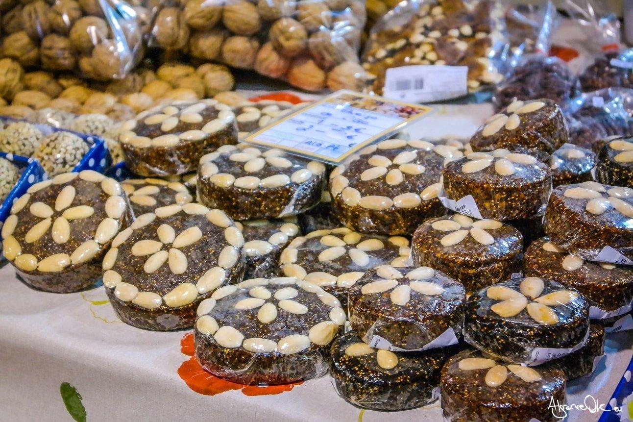 Aljezur dolci cucina tipica in Algarve