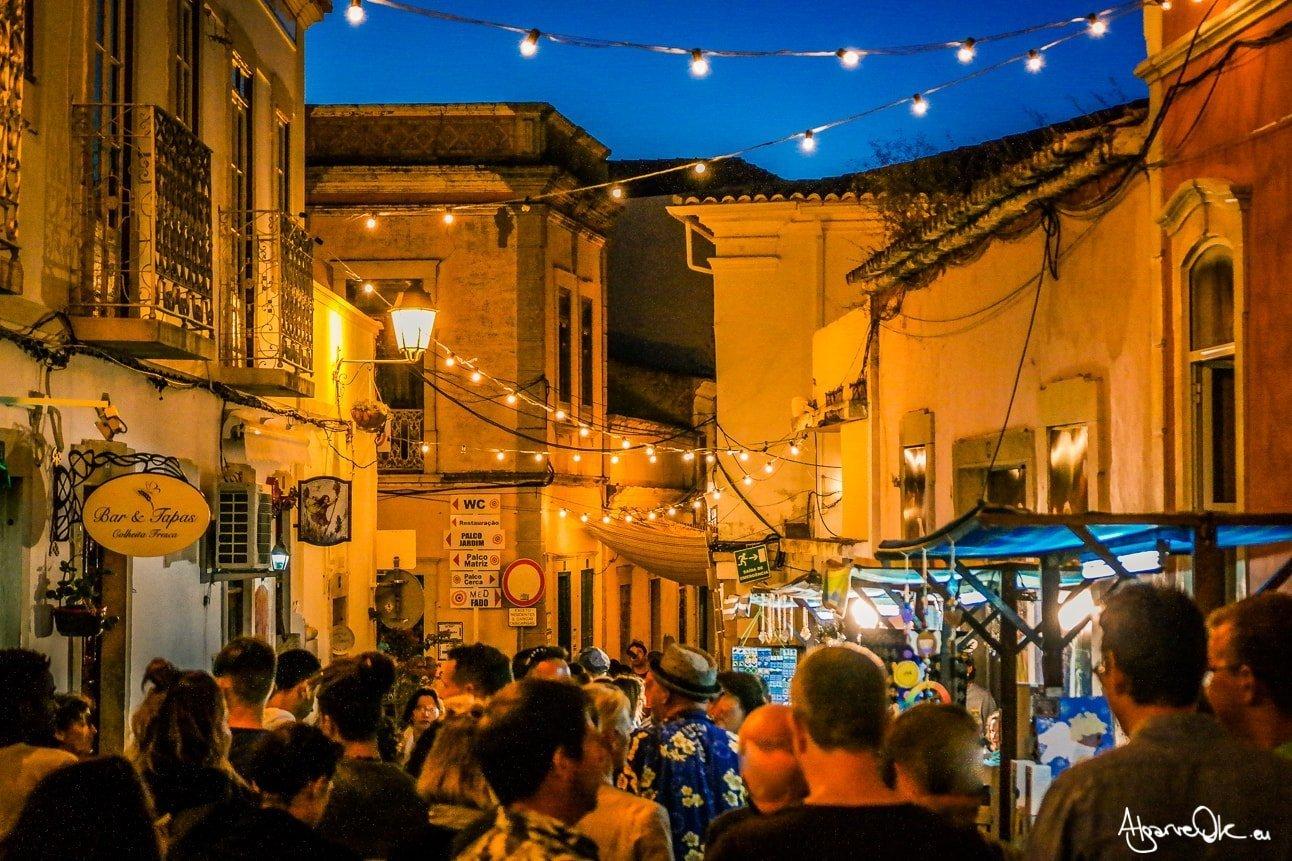 Festival Med Loule Algarve Portogallo via principale