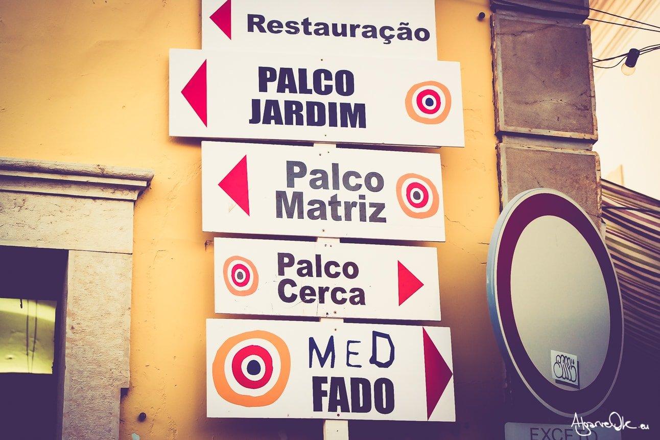 I pachi del Festival Med Loule Algarve Portogallo
