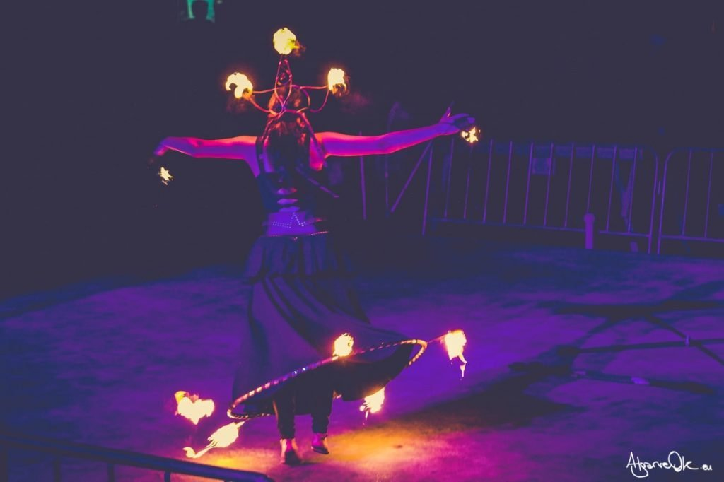 Danze Festival MED Algarve Portogallo