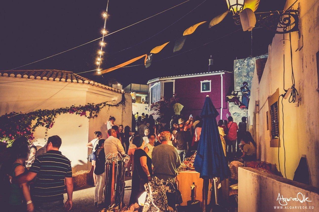 Festival Medievale Algarve Salir angoli caratteristici