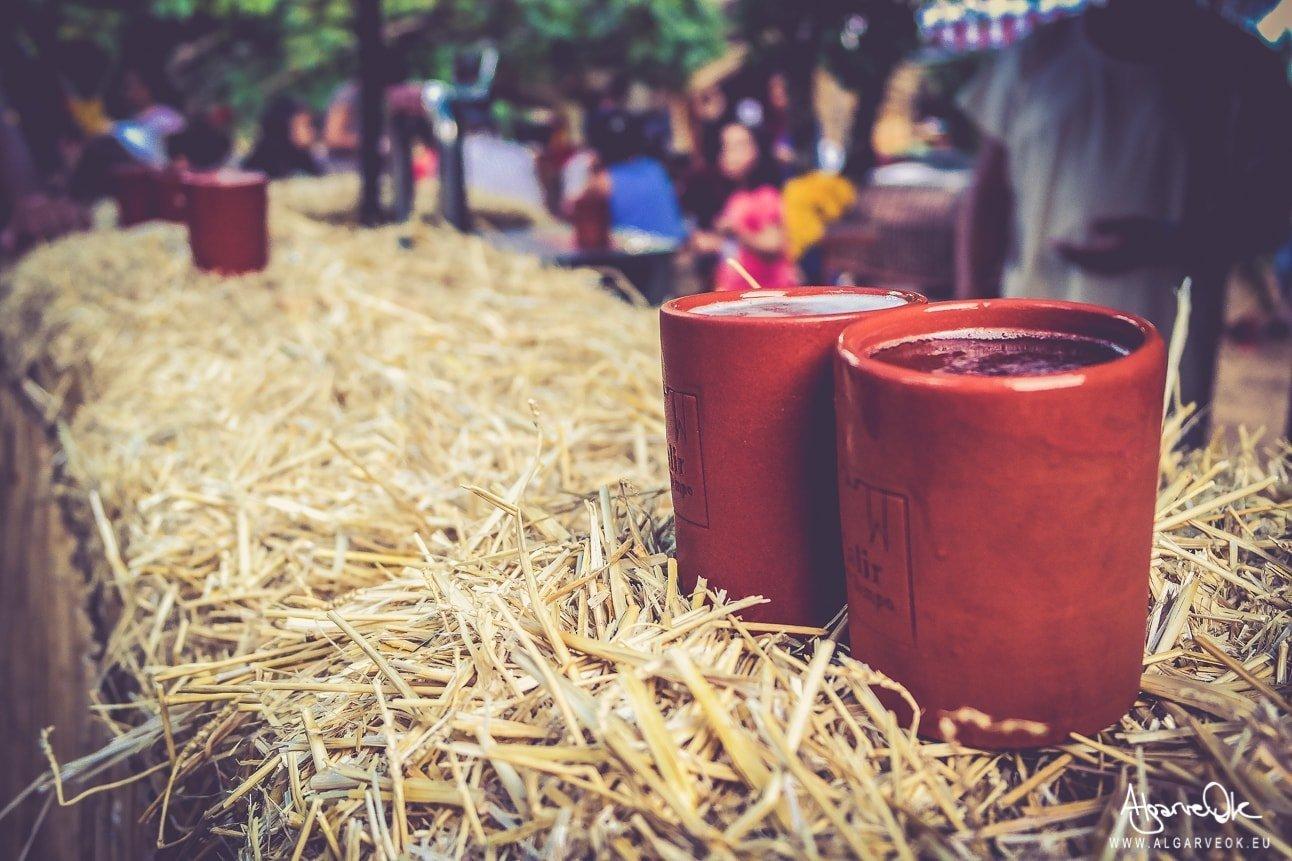 Festival Medievale Algarve Salir birra