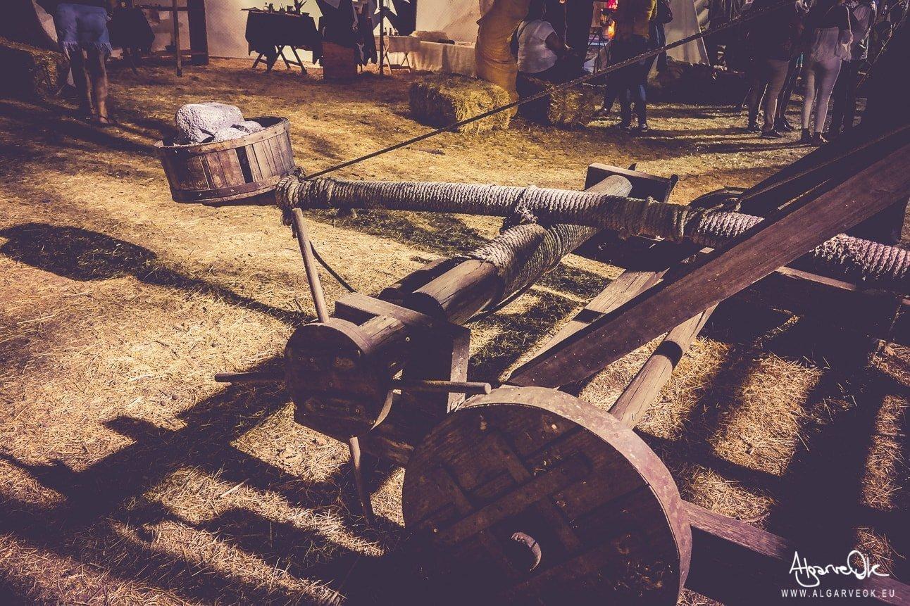 Festival Medievale Algarve Salir spettacoli 2