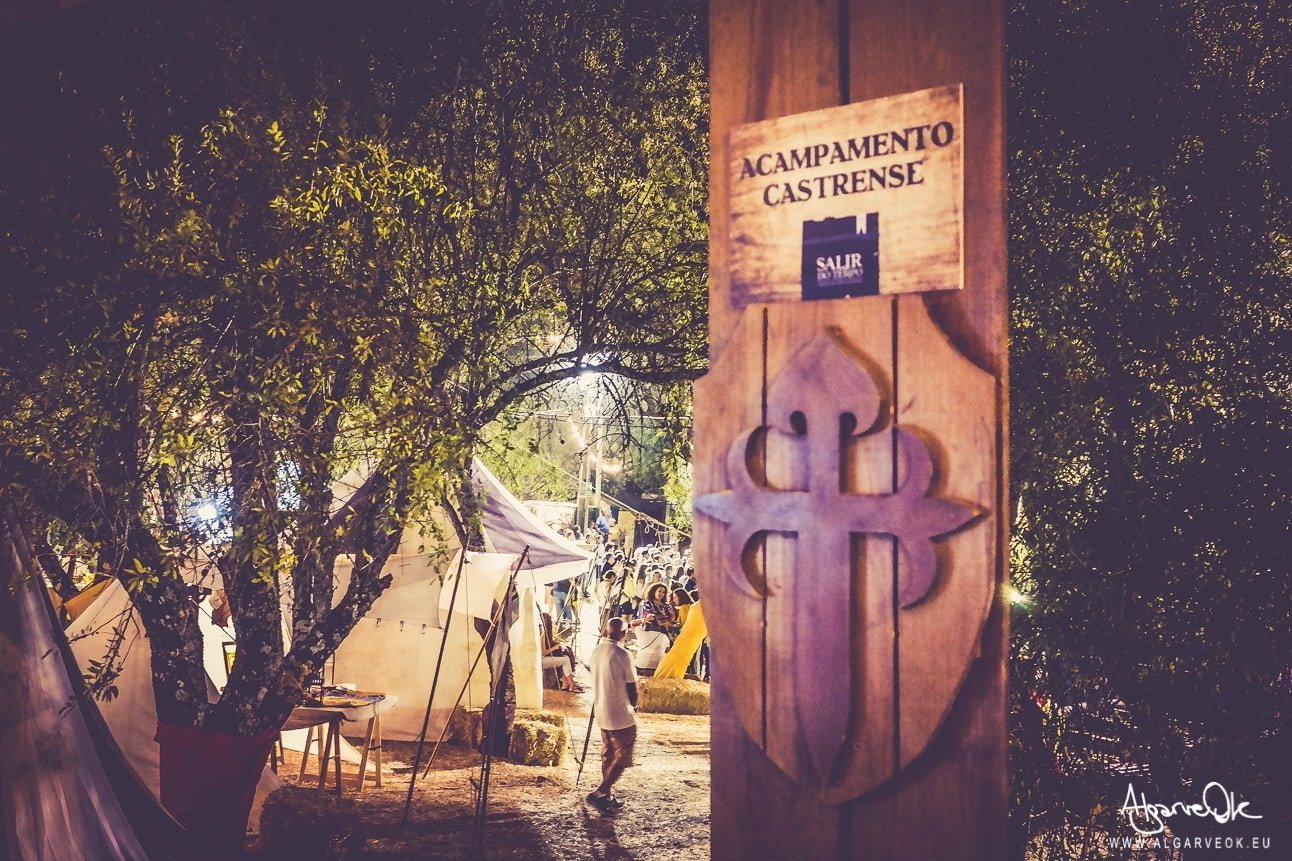 Festival Medievale Algarve Salir spettacoli