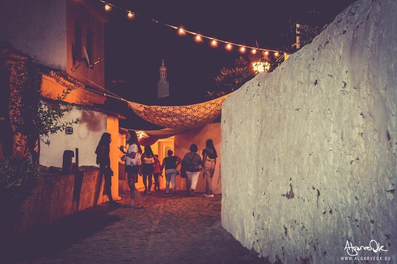 Festival Medievale Algarve Salir strade