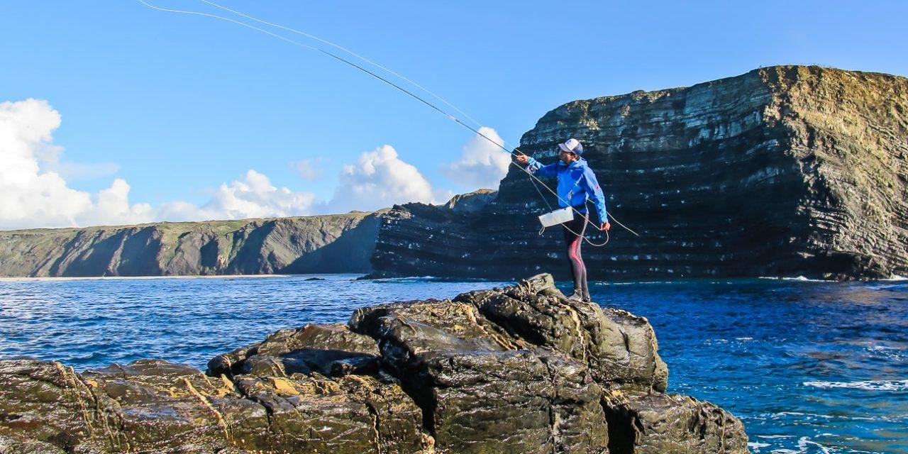 Pescare in Algarve: Fly Fishing e pesca a mosca Portogallo