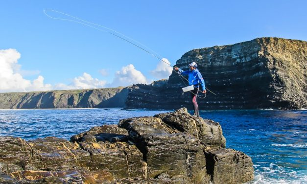 Pescare in Algarve: Fly Fishing e pesca a mosca Portogallo