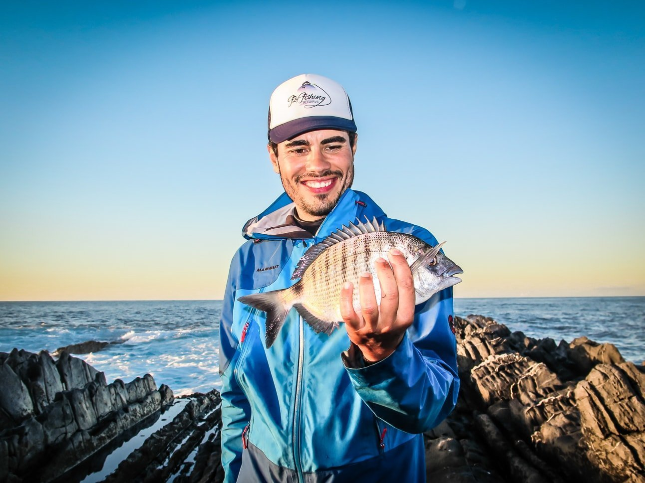 Pesca mosca Algarve Portogallo Fly fishing