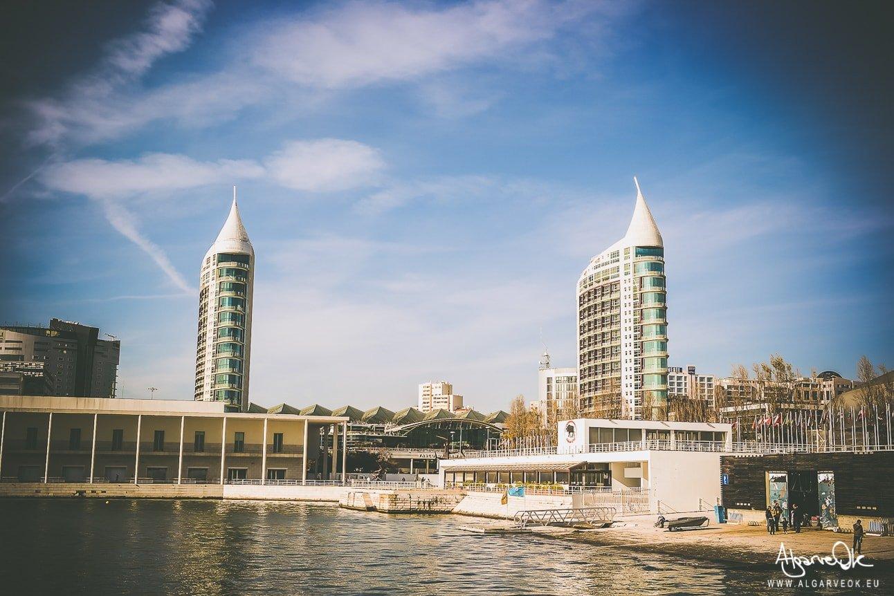 Vivere in Portogallo: una vista sull'expo a Lisbona