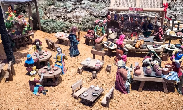 Natale in Algarve: Presepe Vila Real de Santo António e Castro Marim