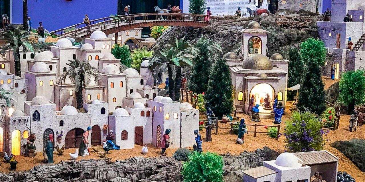 Natale in Algarve 2018: Presepe Vila Real de Santo António e Castro Marim