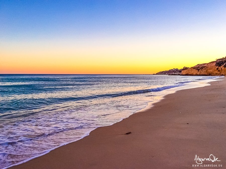 Praia Maria Luisa Albufeira Portogallo Algarve