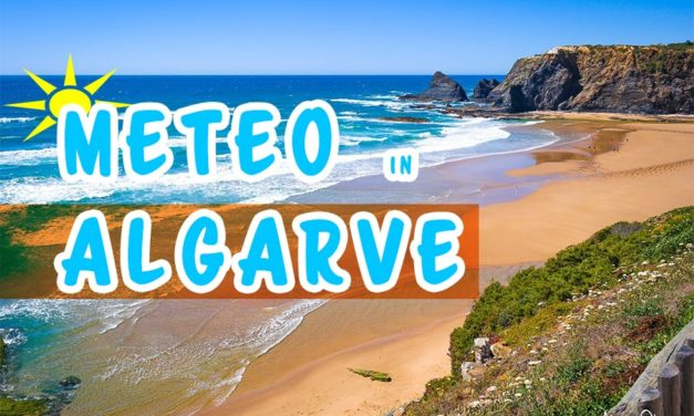 Meteo in Algarve: temperatura, pioggia, sole e come vestirsi