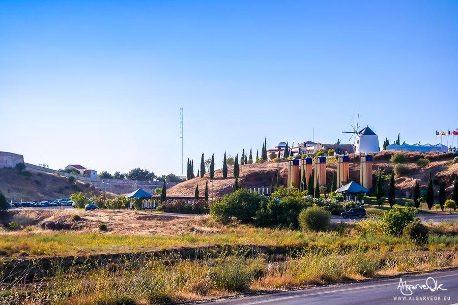 Castro Marim in Algarve Portogallo
