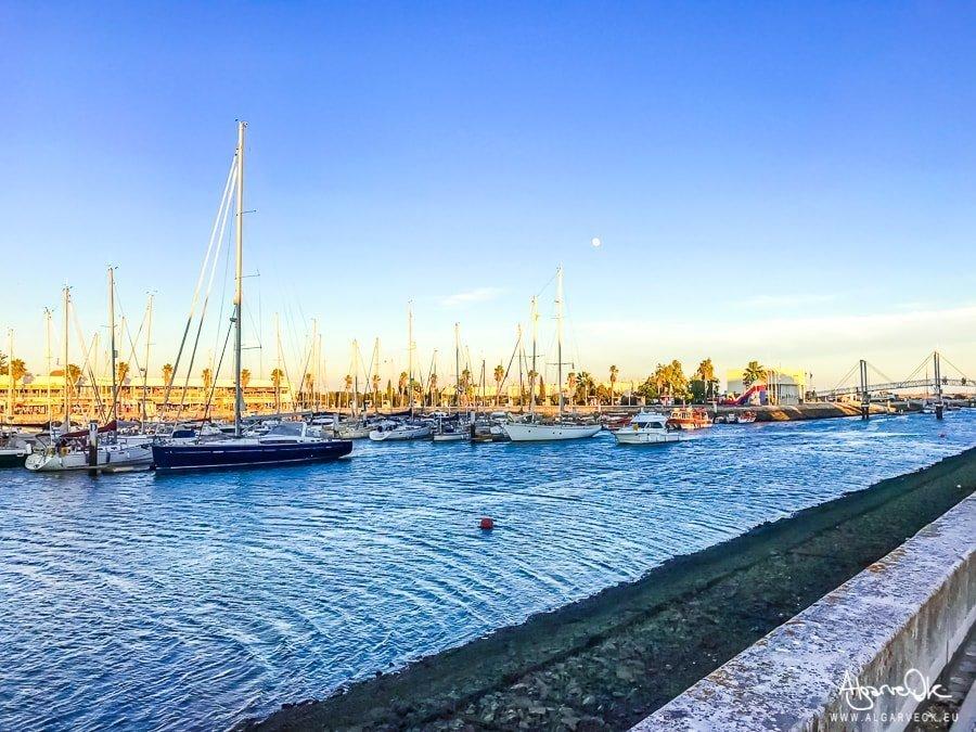 Lagos Portogallo Algarve porto e darsena