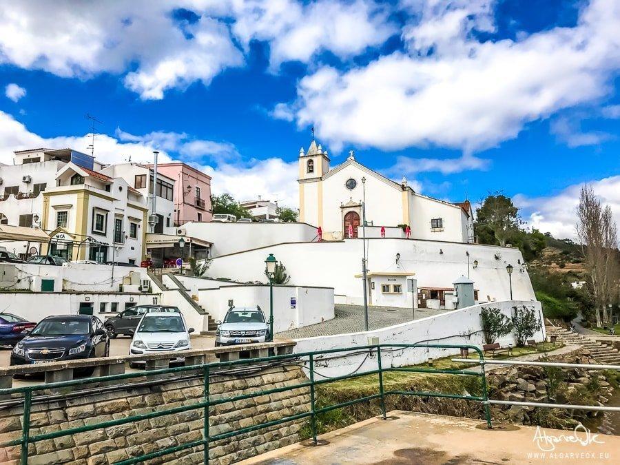 chiesa Alcoutim Algarve Portogallo