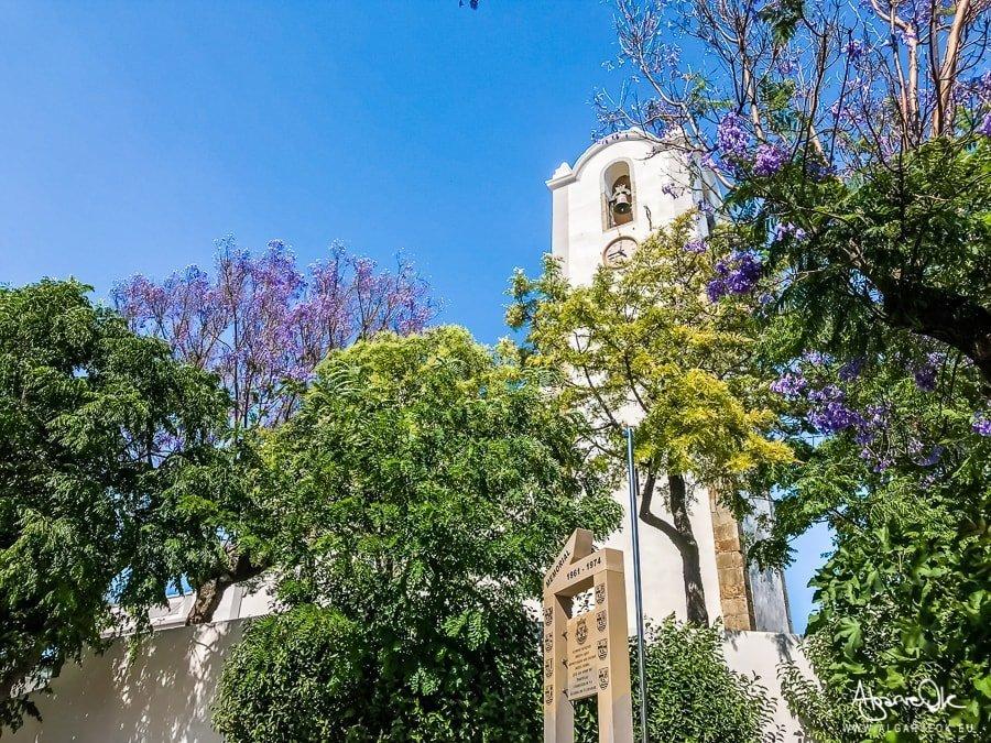 Santa Barbara de Nexe Algarve Portogallo