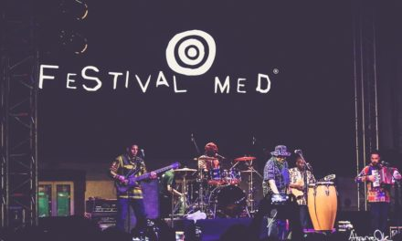 Festival Med 2018: World Music in Algarve Portogallo