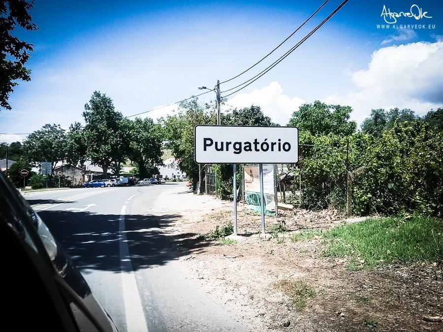 purgatorio Paderne Algarve Portogallo