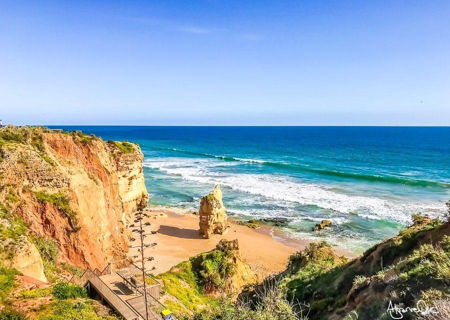 Video Portimão e dintorni, porto, città e spiagge in Algarve Portogallo