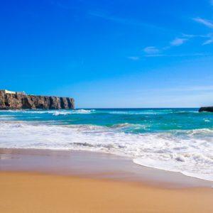 Sagres Portogallo Spiaggia Praia do Tonel