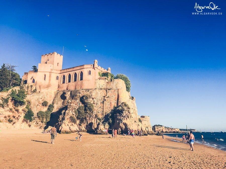 Ferragudo Portogallo Castelo de São João de Arade