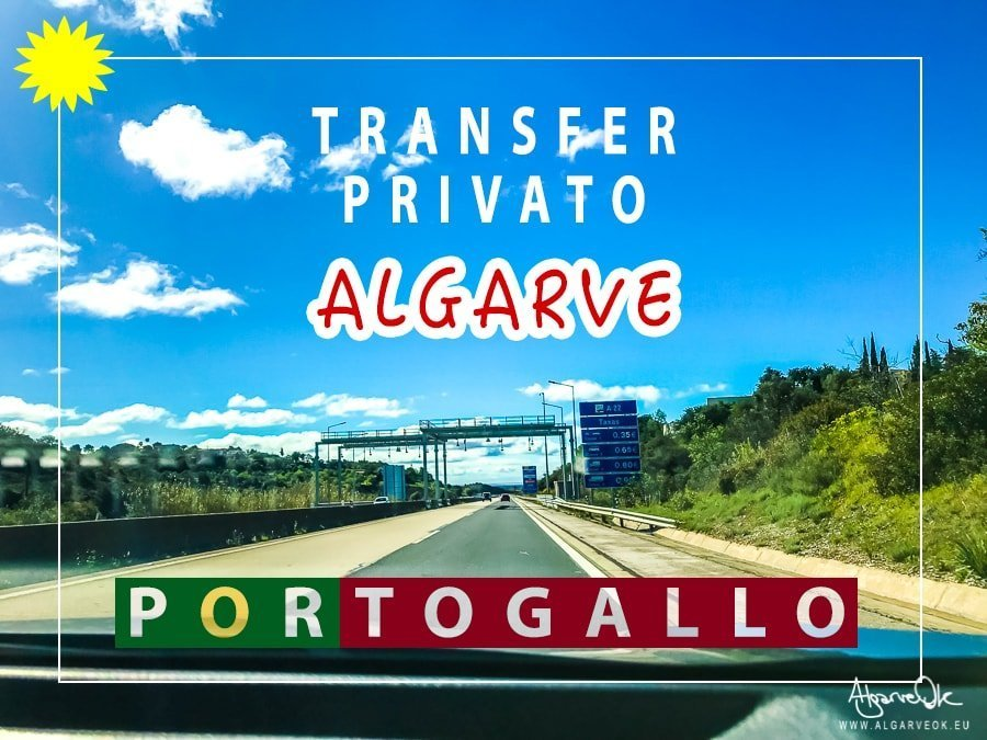Transfer privato Algarve Portogallo