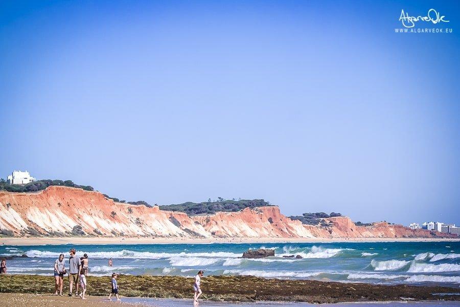 Capodanno in Portogallo Algarve Olhos de Agua