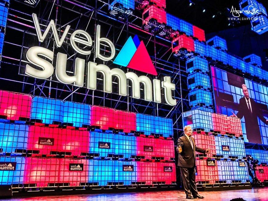 Web Summit a Lisbona Portogallo fino al 2028