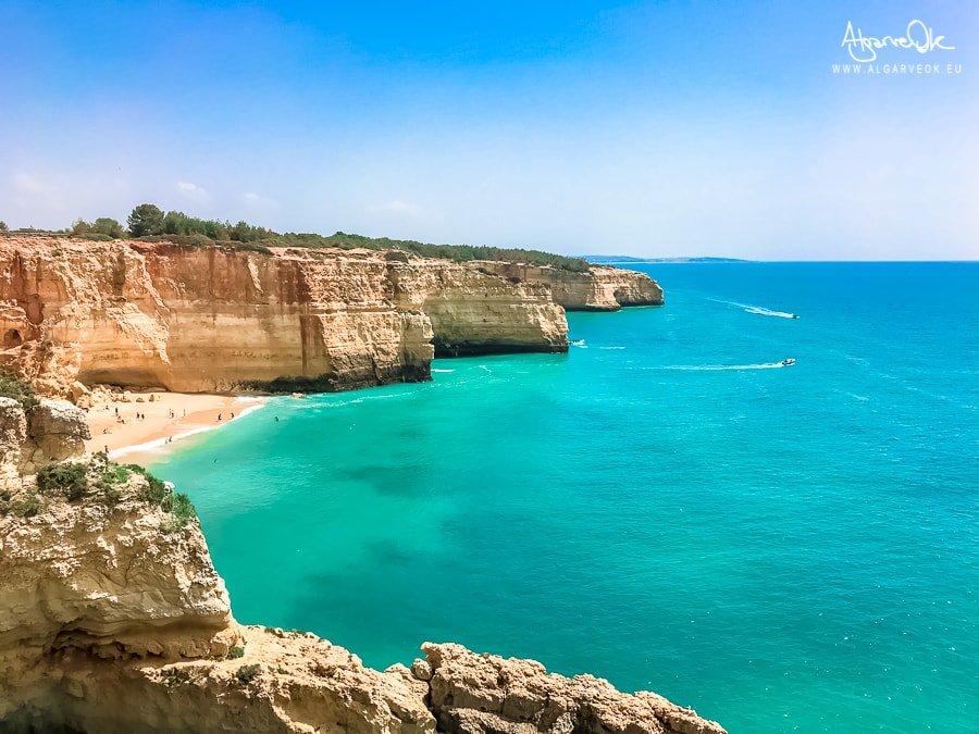 Algarve spiaggia: guida alle spiagge più belle del Portogallo