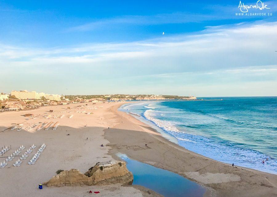 Praia da Rocha Portogallo Algarve: guida turistica 2019