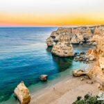 Praia da Marinha: la spiaggia degli innamorati