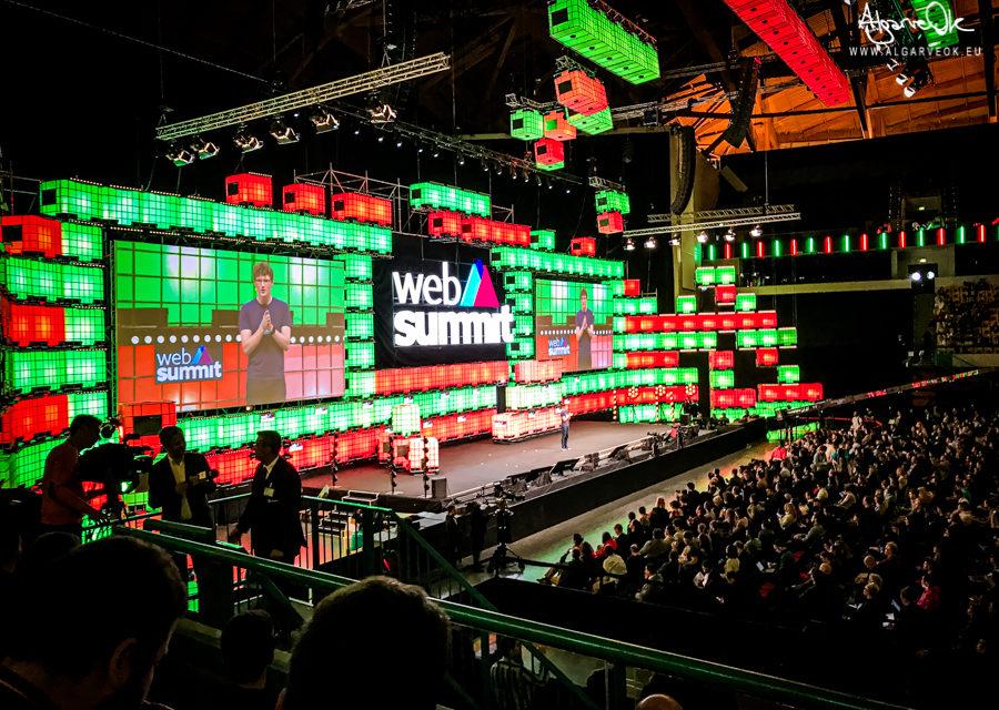 Edward Snowden Web Summit 2019 Lisbona