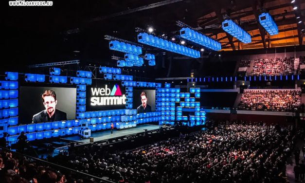Edward Snowden Web Summit 2019 Lisbona