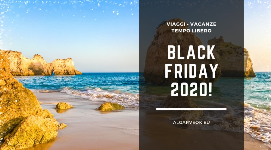 Black Friday 2020 Viaggi Vacanze Shopping